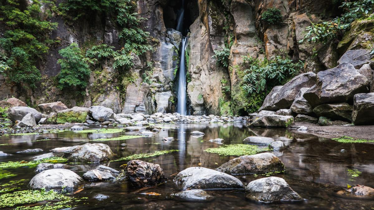 Salto do Cabrito, Sao Miguel, Açores