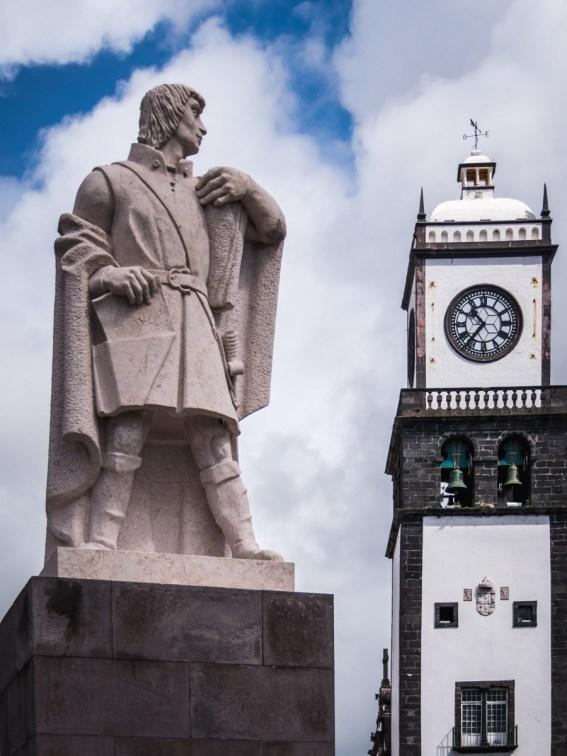 Matriz de Sao Sebastiao, Ponta Delgada, Sao Miguel, Açores
