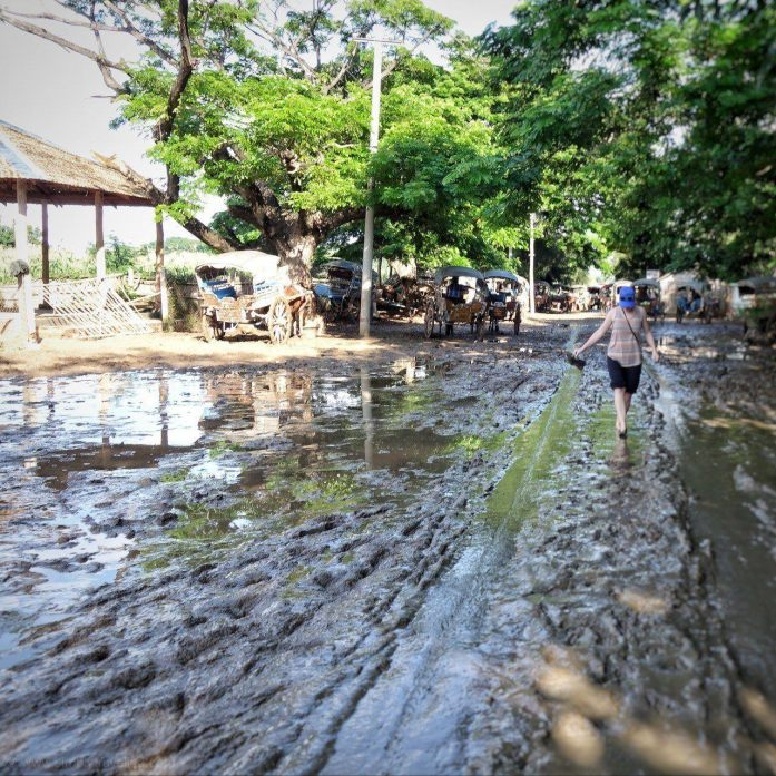 Don't be a stick in the mud, haha! The Best Myanmar