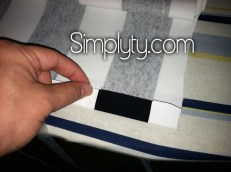 SimplyTy.com Easy No Sew Curtains