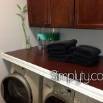 Laundry Room Shelf
