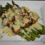 Creamy Chicken & Asparagus