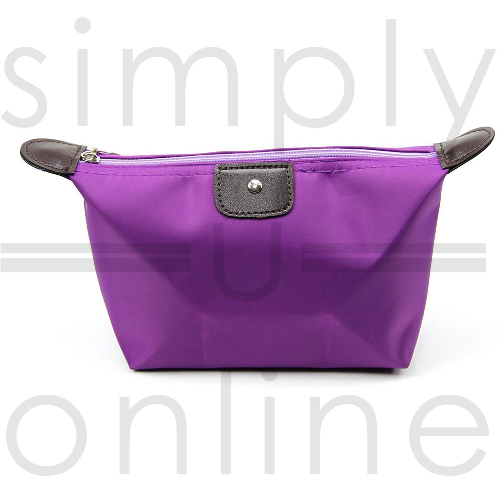 hight resolution of bag purple