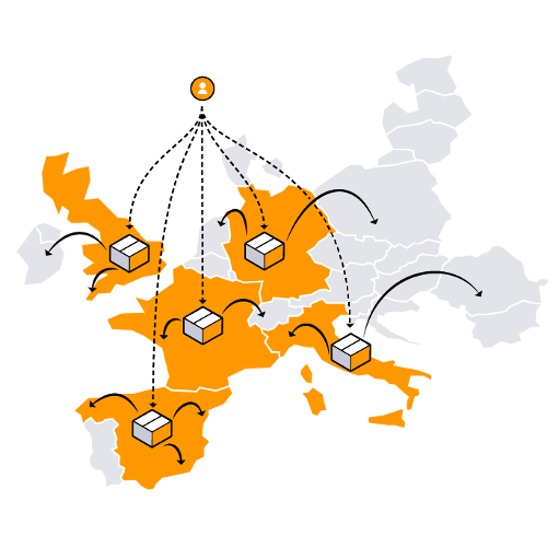 Planning for Amazon's Pan European Programme