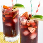 Non Alcoholic Sangria Recipe Pitcher Simply Whisked