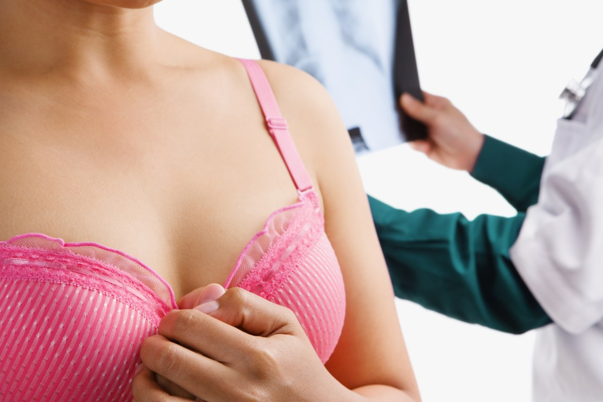 Symptoms and Precautions of Breast Cancer