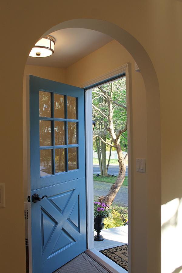 exterior dutch door