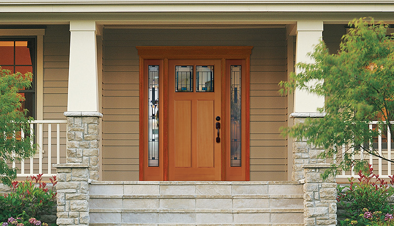 Craftsman Collection Wood Doors Simpson Doors