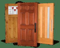 Front Doors & Exterior Doors