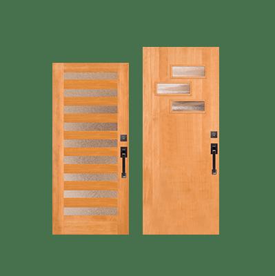 custom door options any size shape
