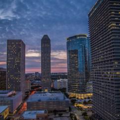 Ceramic Tile Kitchen Backsplash Curtain Valances Apartments In Downtown Houston: Skyhouse Houston   ...