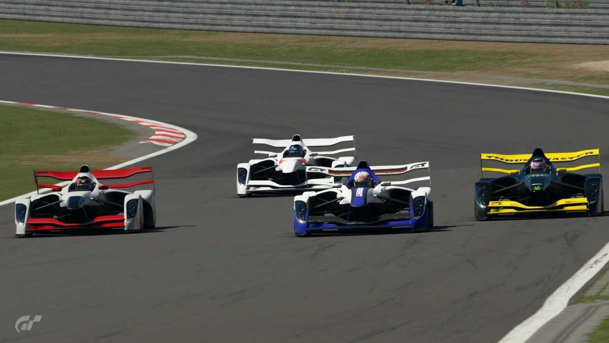 Liga GT Sport VRG II Nürburgring GP