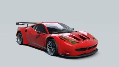Ferrari 458GT2