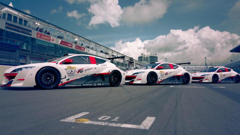 eventos simracing en raceroom experience