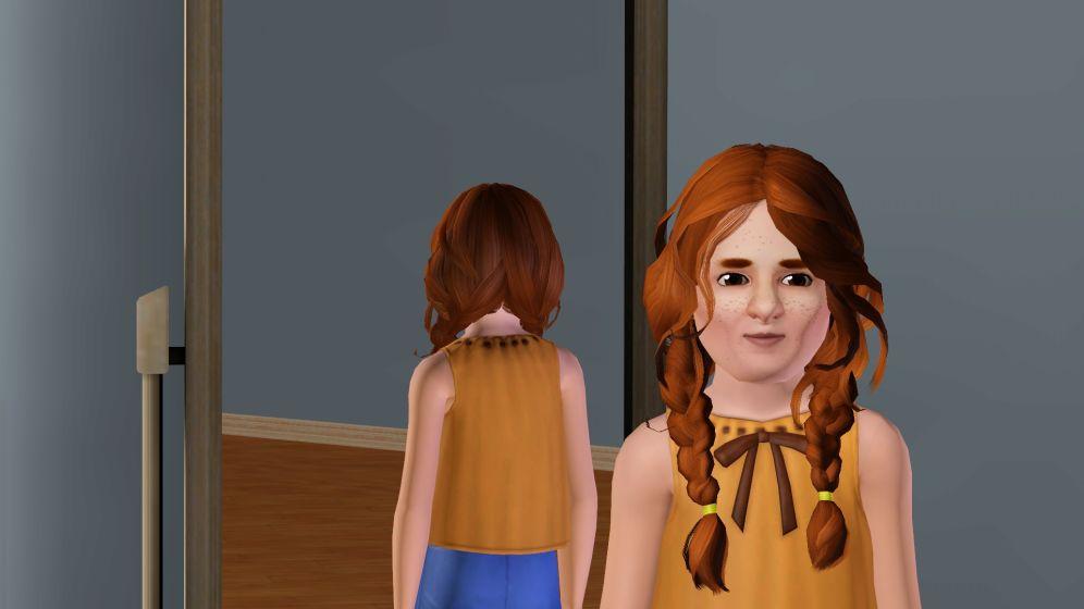 Neue Frisuren Bei Sims 3 Lange Haare Frisuren
