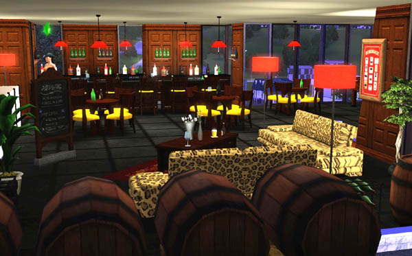 Sims 3 Hotel Sofitel  Desing dcoration interieur house maison jeu les sims 3 Game