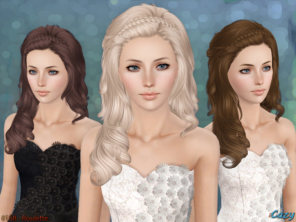 Sims 3 Updates Downloads Fashion Genetics Hair Page 148