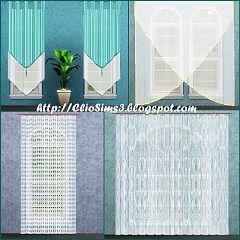 Sims 3 Curtain Object Decor