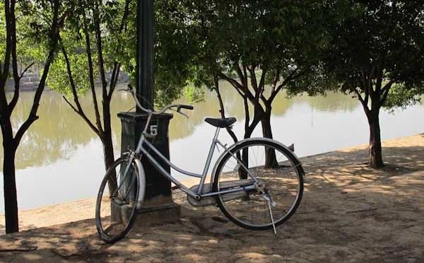 Radtour und ein technisches Problem