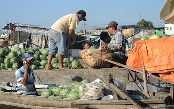 Wie? Grilled Field Mouse – Unterwegs auf dem Mekong im GrenzGebiet zu Kambodscha