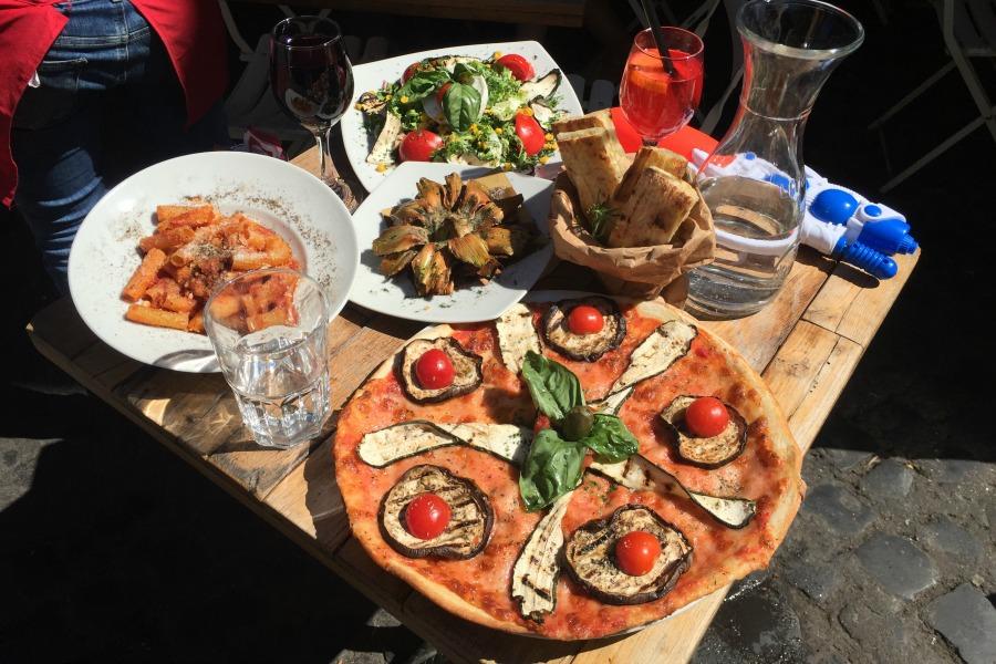 Caffetteria Faiola Rome