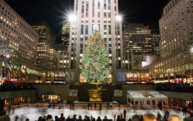 Kerst New York1