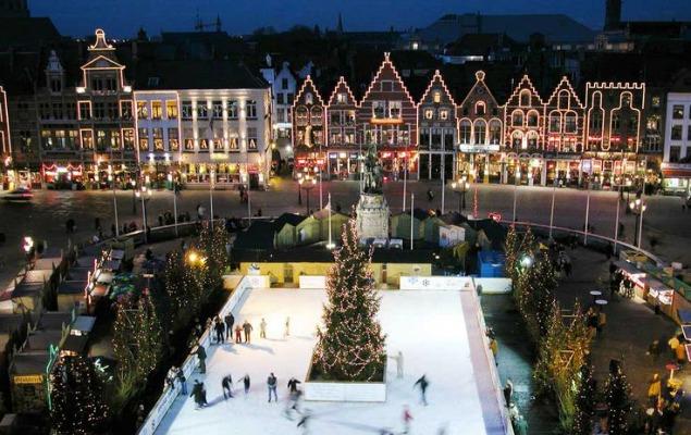 Bucketlist #15 Kerstmarkt Brugge