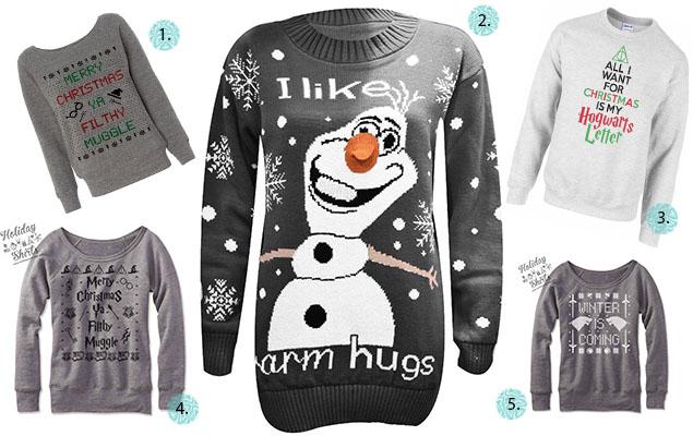 Christmas Sweaters 2015