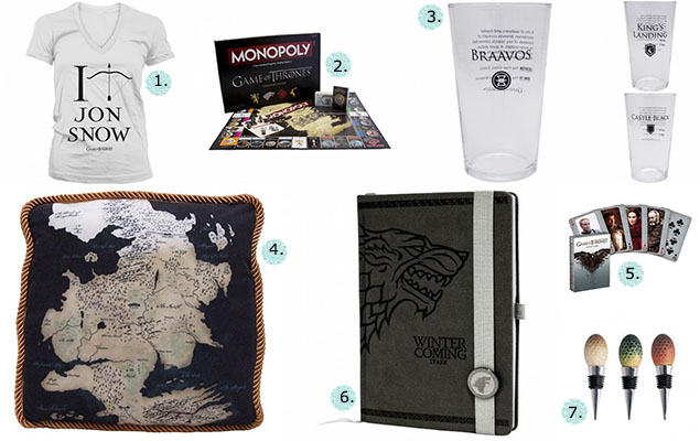 Game Of Thrones Cadeaus