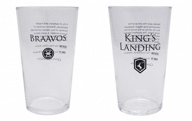 Glazen Game Of Thrones