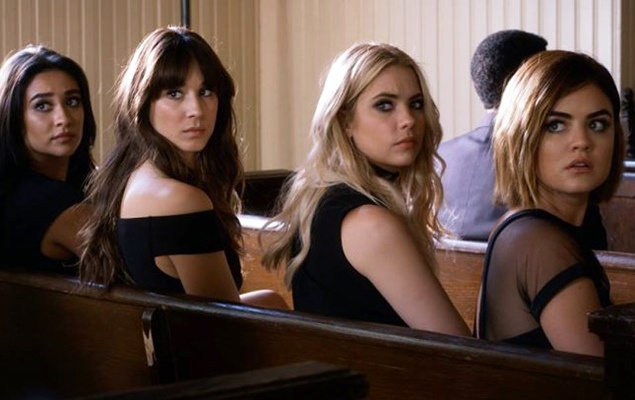 Pretty Little Liars Seizoen 6B