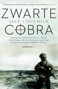 Zwarte Cobra Jack Coughlin
