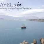 Verslaafd aan reizen