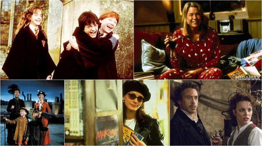 films die in Londen afspelen