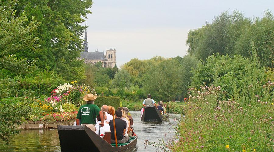 Les Hortillonnages Amiens