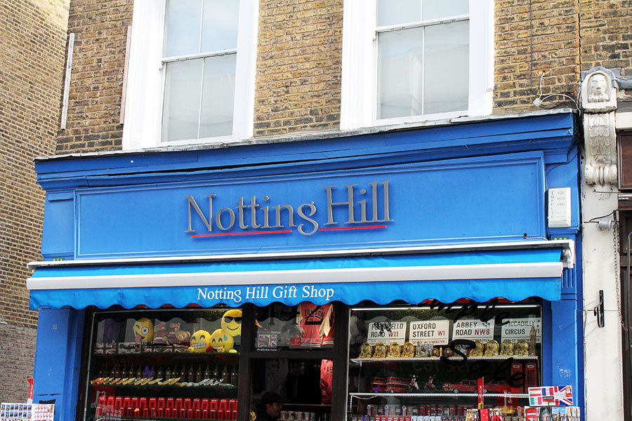 13 Notting Hill