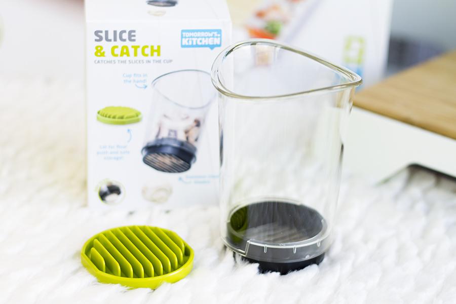 Slice and catch 1