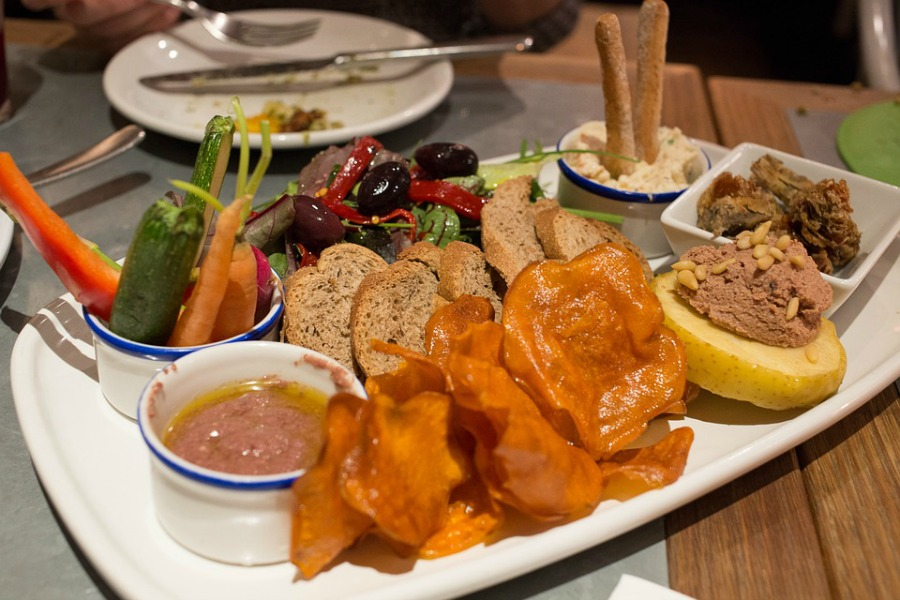 gerechten uit Mallorca