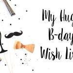 Verjaardagscadeau