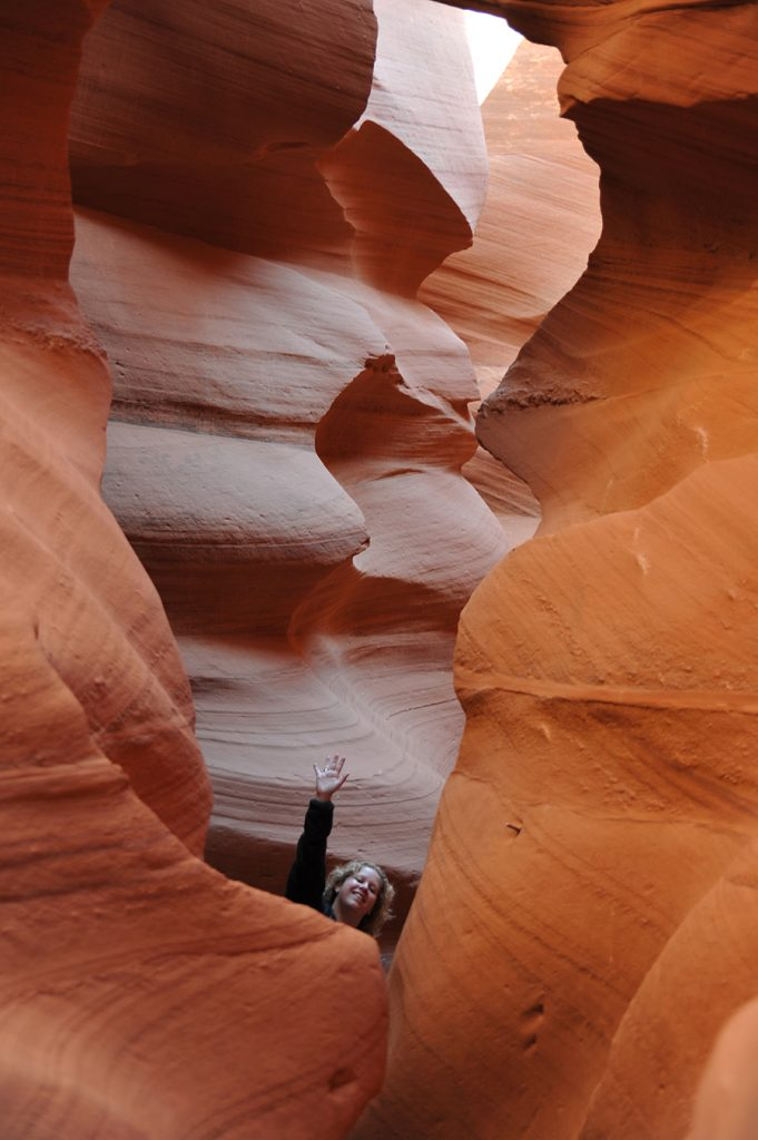 009_2779 Lower Antelope Canyon - Janske