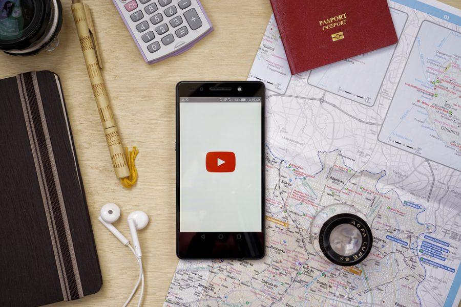 Travel YouTube accounts