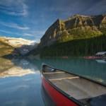 meren van Alberta in Canada