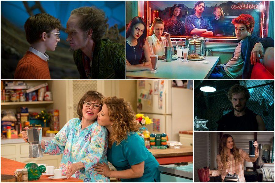 Netflix Originals in de winter 2017