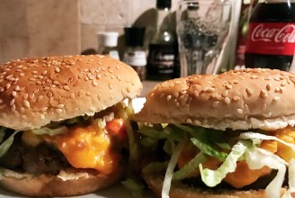 Hamburgers de luxe