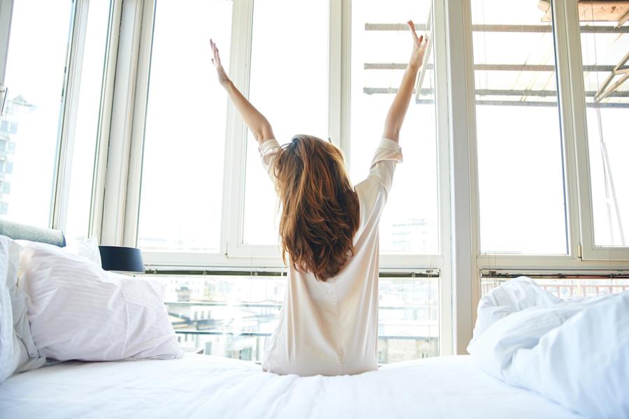 ochtend zonder stress