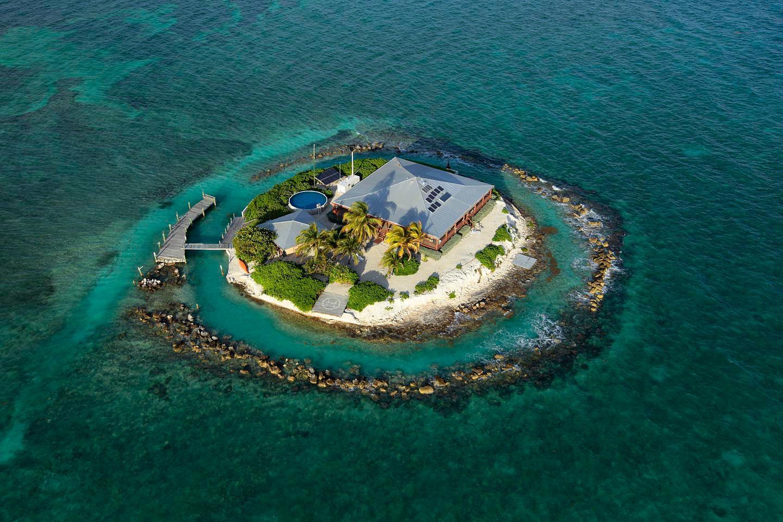 mooiste privë-eilanden