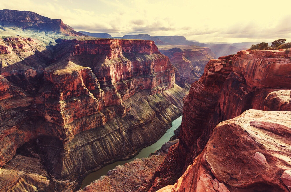 Nationale parken in de USA