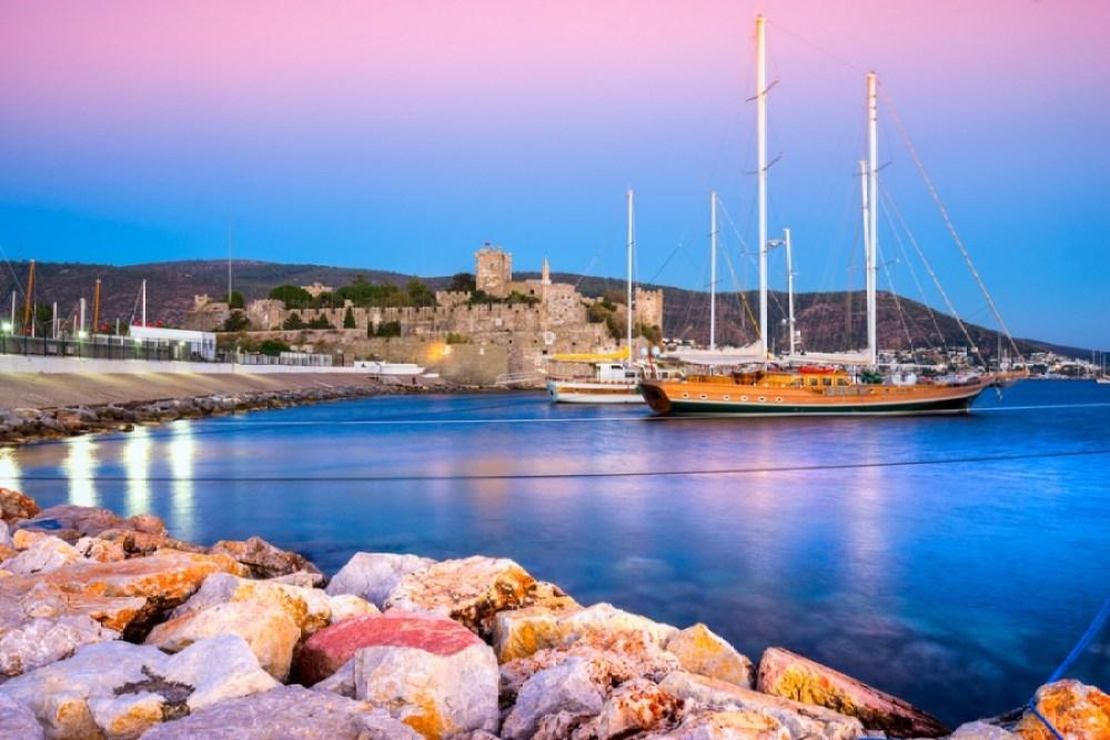Fantastische plaatsen in Turkije