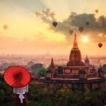 Reizen door Myanmar