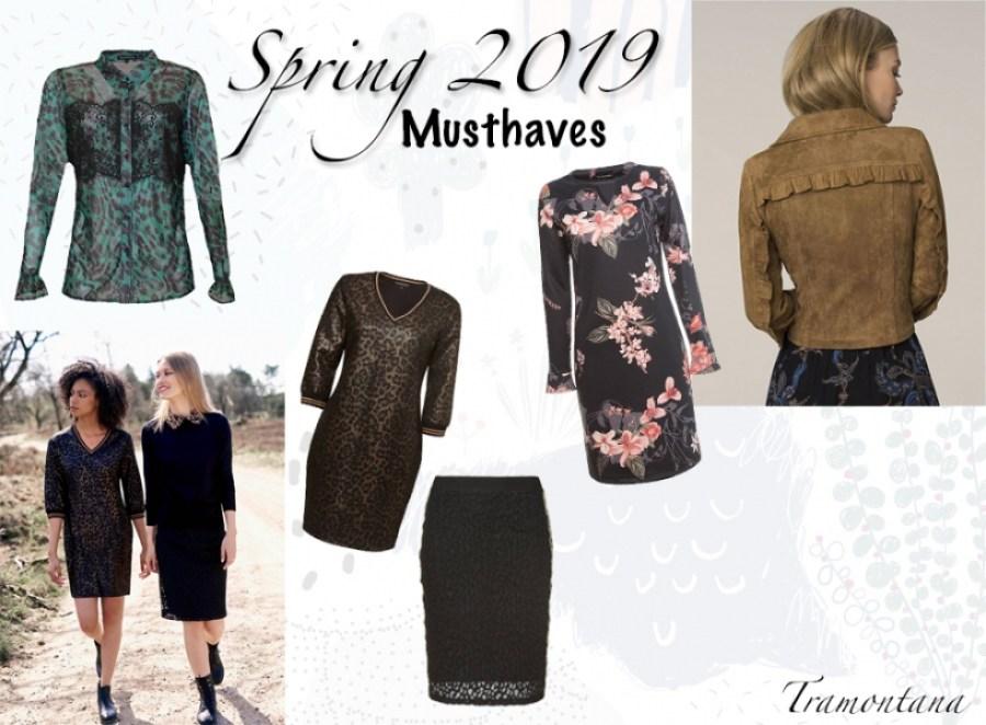 Tramontana items voor de lente